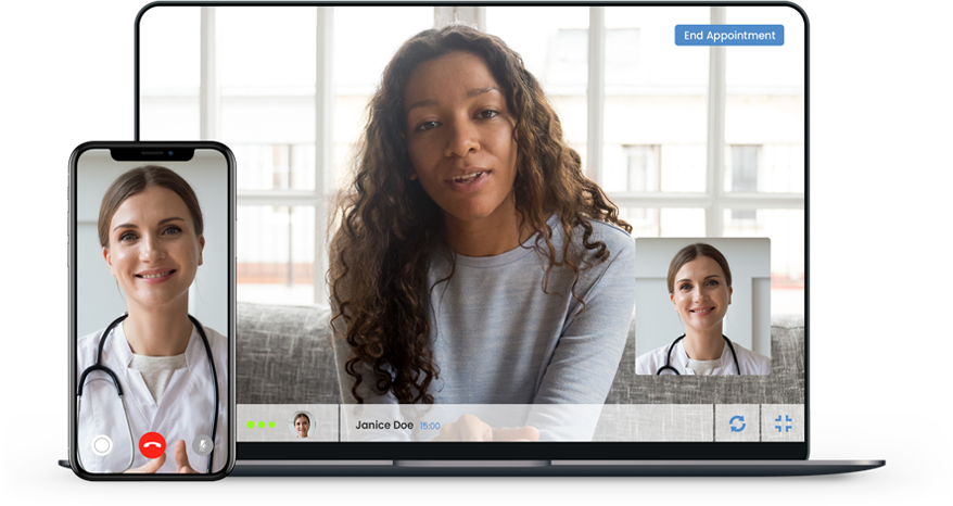doctor-patient-videocall